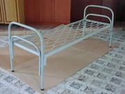 Современные металлические кровати от производителя двухъярусные